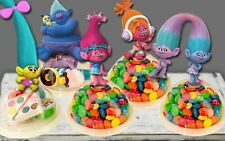 Trolls Birthday Party Favor Candy Containers * Set of 12 *