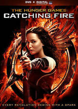 The Hunger Games: Catching Fire (DVD, 2014) NEW