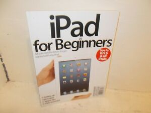 iPad for Beginners: Second Revised Edition - iOS6 & all iPads ~ Fine PB Free S&H