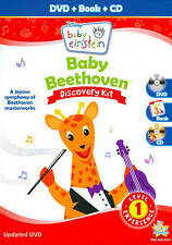 NEW Baby Einstein: Baby Beethoven Discovery Kit (DVD + CD and Picture Book)