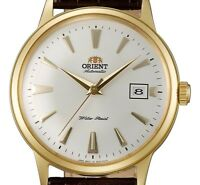 New!! ORIENT Bambino SAC00003W0 Automatic Men's Watch Made in Japan