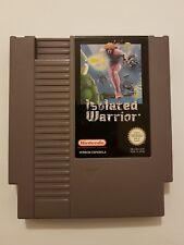 Isolated Warrior Nintendo NES versión Española pal España