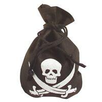 Poche Pirate Noir - Pochette, Fantaisie, Sac En , Sac, Jack, Pirates, Pièce,