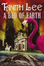 A Bed Of Earth - The Secret Books Of Venus #3 by Tanith Lee SC new
