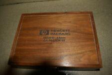 Hp Hewlett Packard Agilent 85033c 35 Mm Calibration Kit Ag4