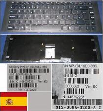 Teclado Qwerty Español SONY VPC - EA MP-09L16E0-886 148792261 012-008A-3200-A