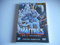 DVD - LES MAITRES DE L'UNIVERS  VOL 9 - ZONE 2