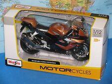 Moto Ducati mod Streetfighter S 1/12 - 31197 Maisto
