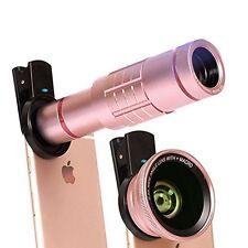 Samgsung Iphone Photography Lens Telephoto 18x Wide Angle Macro Lens High Qualit
