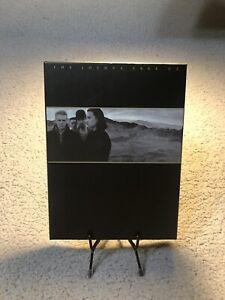 U2 The Joshua Tree *Super Deluxe Box 2 CDs 5 Photos 1 Booklet Bono Island (2007)
