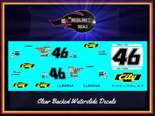 1/64 (Chevy Lumina) 'Days of Thunder 46' Replica Decal SCR-0563