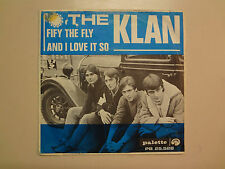 """KLAN: Fify The Fly-And I Love It So-Belgium 7"""" 30-4-1967 Palette PB 25528 PSL"""