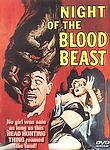 Night of the Blood Beast (Dvd, 2003) Horror Classic! Oop