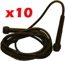 New BULK Skipping Jump Speed Rope 3m Boxing Fitness Gym Training Sports Exercise