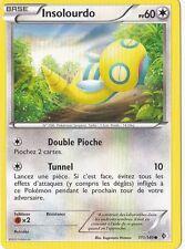 Insolourdo - N&B:Frontieres Franchies - 111/149 - Carte Pokemon Neuve Française