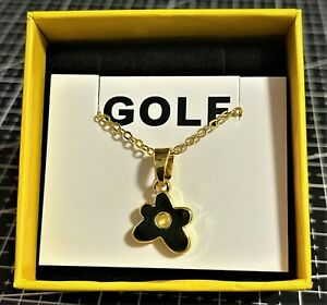 *EPIC SALE PRICE* GOLF WANG GOLD FLOWER NECKLACE