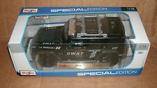 1/18 Jeep Rescue Concept Car Model - Police Vehicle SWAT 4x4 Truck Maisto 36211