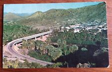 Vintage Postcard: Puente de Mulege, Mulege, Baja California, Mexico