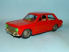 1960'S DATSUN SUNNY 1000 TIN FRICTION TOY ICHIKO JAPAN