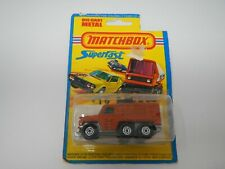 Matchbox SuperFast Badger Black Antena #16 (2)