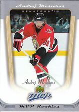 05-06 UPPER DECK MVP ROOKIE RC #424 ANDREJ MESZAROS SENATORS *2440