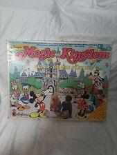 Disney's Magic Kingdom Colorforms Super Deluxe Play Set
