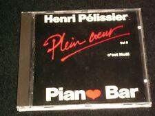 HENRI PÉLISSIER<>C'est Noel,PIANO BAR VOL.3° France  CD (1992) ° WMD WM 2420454