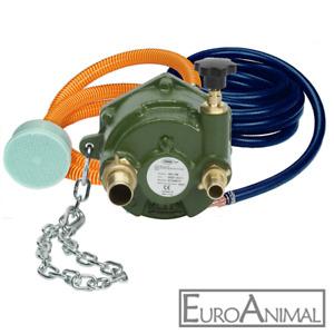 Zapfwellenpumpe Wasser-Pumpe MLI 25 mit BYPASS und Schlauchset; 25bar, 180l/min