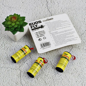 Insect Glue Tape Strips Sticky Fly Paper Eliminate Flies Bug Catcher Trap YG