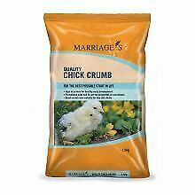 Marriages Specialist Foods Chick Crumbs - 7.5kg - 174095