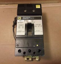 Square D Ka361501021 Ka36150-1021 Ka36150 Shunt 3 Pole 150 Amp Breaker Flaw Ur