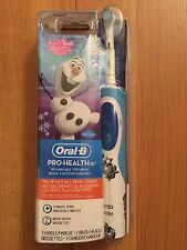 Oral B Pro Health Children Frozen Rechargeable Toothbrush