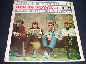 John Mayall Blues Breakers - 1966 original LP
