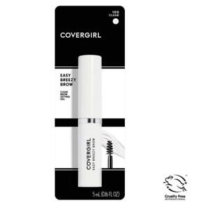 New CoverGirl Professional Easy Breezy Brow Clear 100