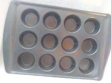 Wilton Ever-Glide Muffin/Cupcake Pan 12 Cup   Non-Stick   Baking   Bakeware