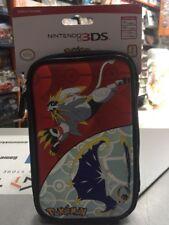 Custodia Ufficile Nintendo Pokemon 3DS 3DS XL NUOVA