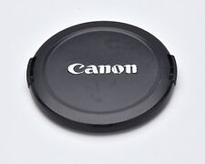 Digital Nc Olympus Evolt E-1 Lens Cap Center Pinch 72mm Nwv Direct Microfiber Cleaning Cloth. + Lens Cap Holder