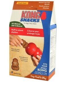 Kong Snack per Cani Burro di Arachidi 207ml