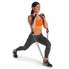 Mega Pro Gym Strenght Training Kit up 450lbs Resistance w/ Carry Bag Bestseller