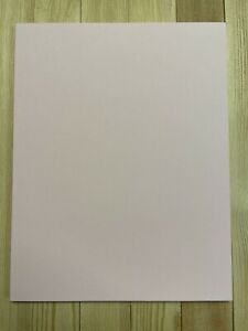 PINK PIROUETTE Cardstock 8.5 X 11 Stampin Up - 24 Sheets