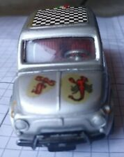 MACCHININA CAR TOY MODEL MERCURY FIAT 500 L ABARTH 8 CM CIRCA SCALA 1.64 ?
