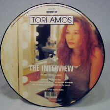 """TORI AMOS The Interview Picture Disc LP 12"""" Record 33 1992 1996 Spoken Word"""