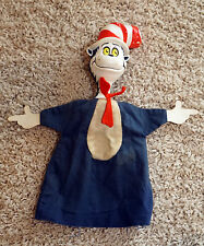Cat in the Hat Dr Seuss Jack in the Box Music Box Puppet Part Piece Vintage JB