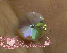 Wholesale new 12Pcs Clear AB Crystal Gem Beads 12mm