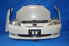 JDM Honda Civic Bumper Headlights Fog Lights Fenders Hood Rebar Emblem 2001-2003