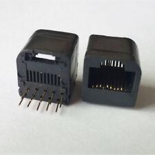 10Pcs Microphone Socket Female Connector For Motorola GM338