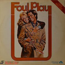 "FALTA PLAY - GOLDIE HAWN - CHEVY CHASE - LASERDISC 12"" LD (O119)"