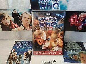 DOCTOR WHO.  CARNIVAL OF MONSTERS   FREE SHIPPING DVD