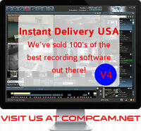 V4.6 Current Blue Iris Pro Video Camera Security Software via Email Full License