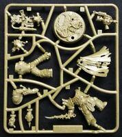 Plague Marine Chaos Lord Space Marine Hero 3 Warhammer 40K Death Guard Contagion
